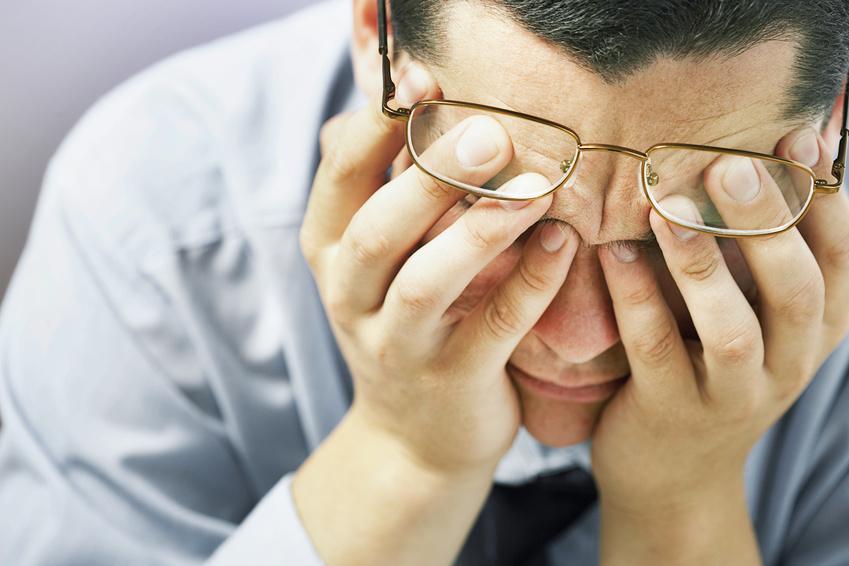 Schlaflosigkeit - Tagesmüdigkeit