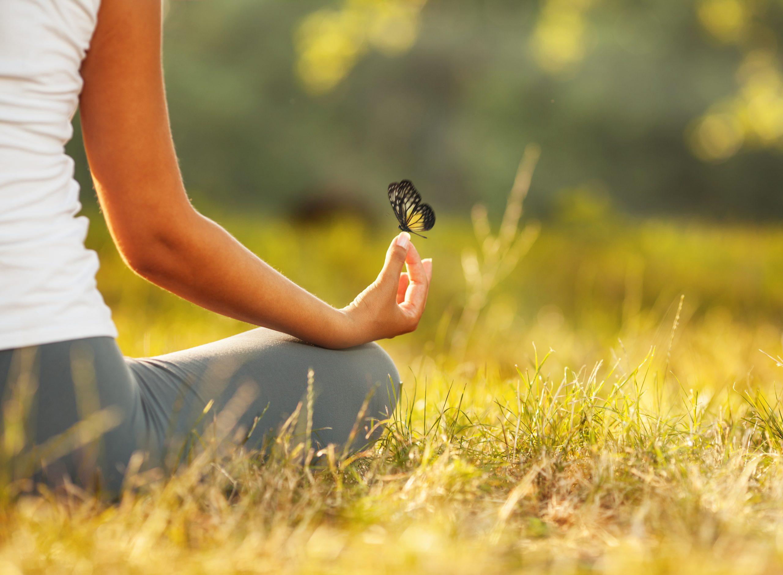 Entspannung Yoga