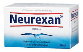 Beruhigungsmittel Neurexan